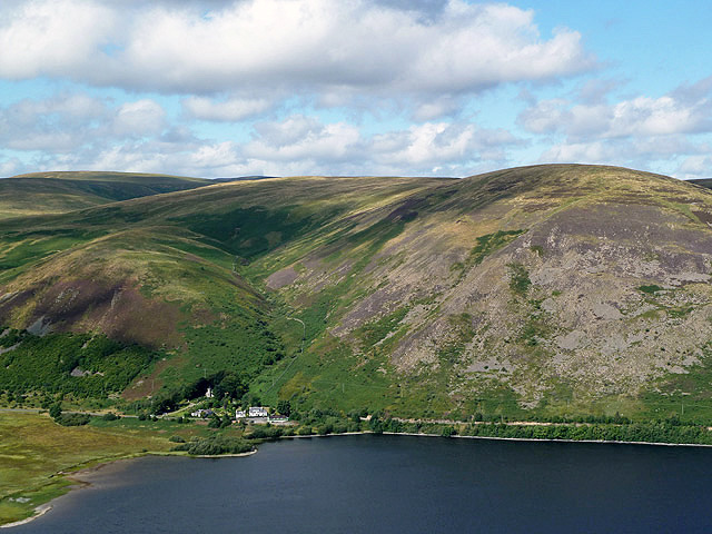 Cappercleuch by St Mary's Loch
