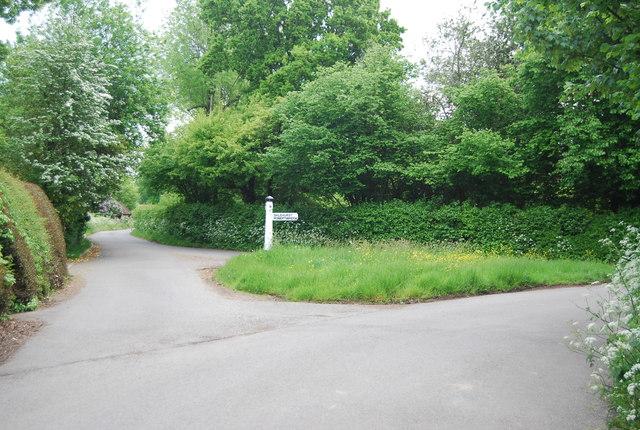 Bourne Lane, Rocks Hill junction