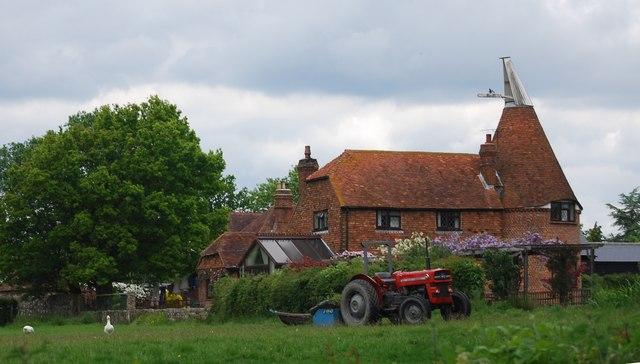 Jollies Farm Oast