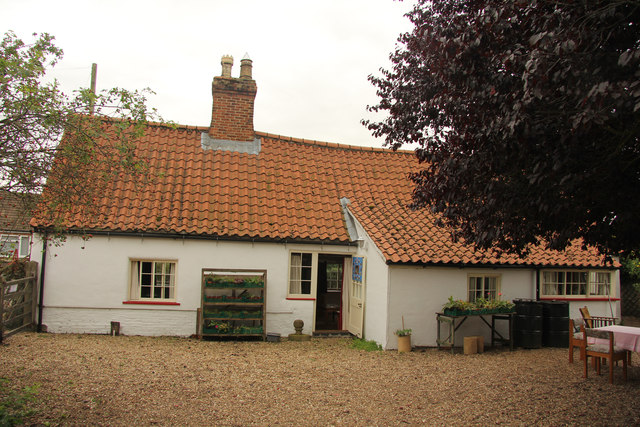 Pow Cottage