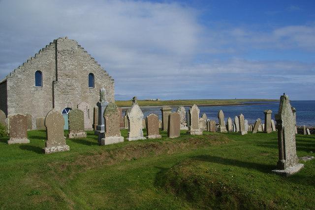 St Nicholas Kirk and graveyard