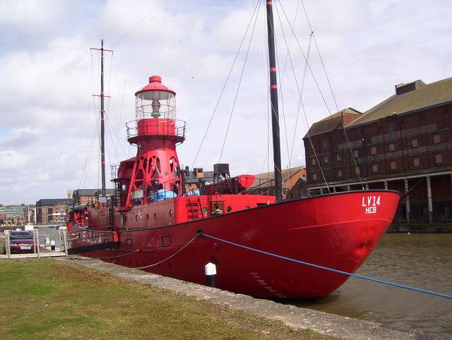 Lightship SULA