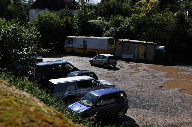 Thorverton : Car Park
