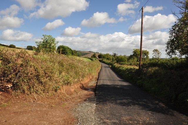 Mid Devon : Bidwell Lane