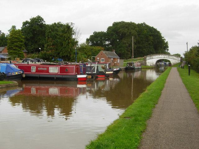 Shropshire Union Canal, Nantwich