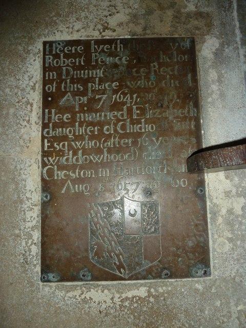 Combe Hay Church: memorial (13)