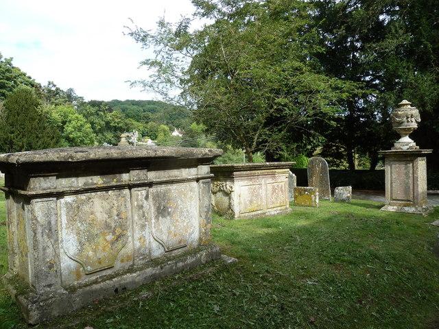 Combe Hay Churchyard (c)
