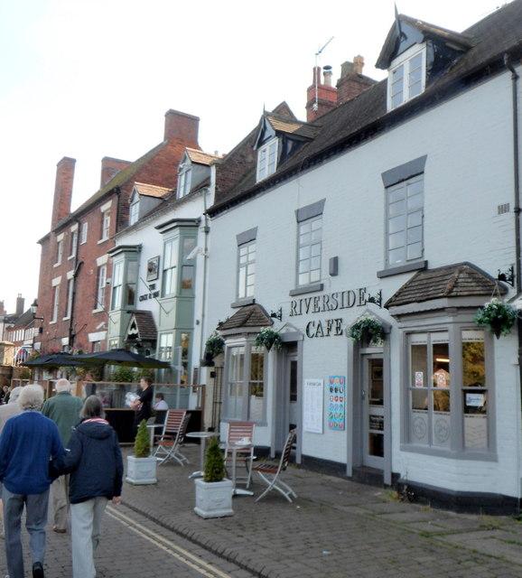 Riverside Cafe Bewdley