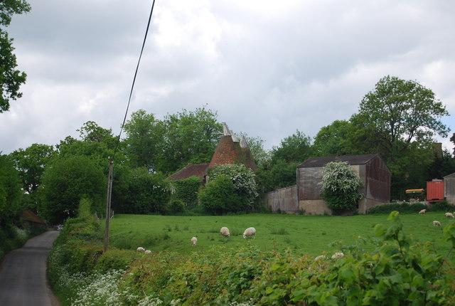 Parsonage Farm Oast