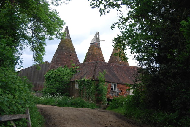 Parsonage Farm Oast