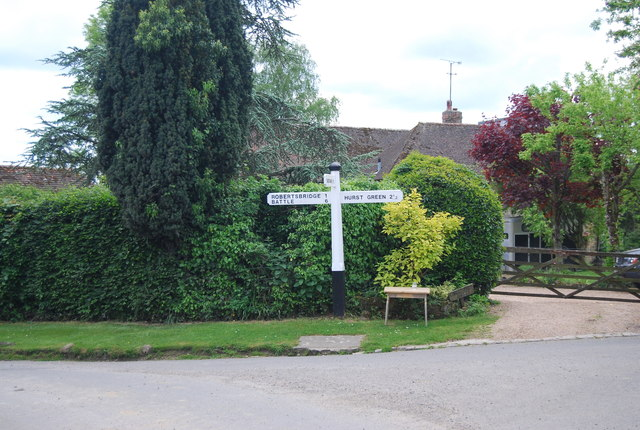 Fingerpost, Salehurst