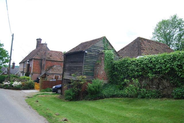 Barn, Church House Farm