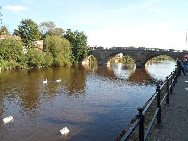 Bewdley Bridge, Bewdley