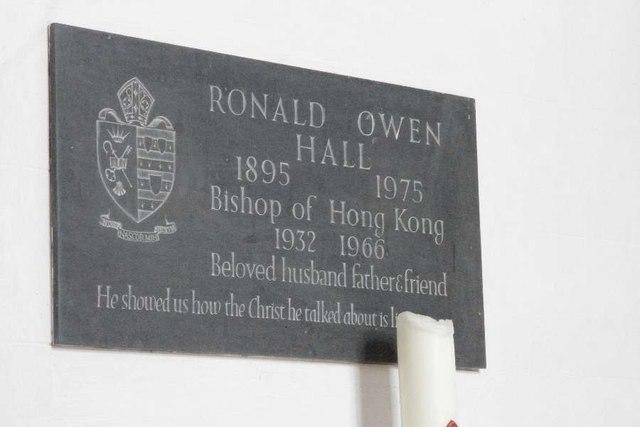 Bishop of Hong Kong