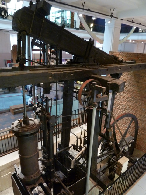 Science Museum - The Atkinson Engine