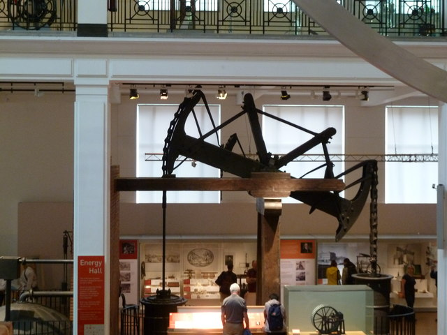 The Science Museum - 'Old Bess'