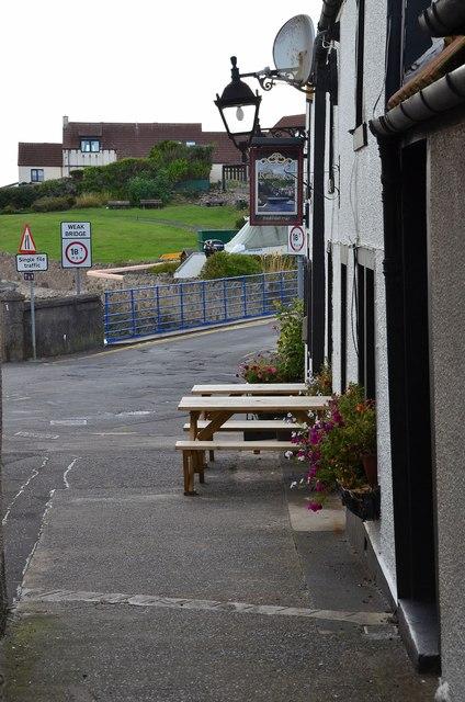 Railway Inn, Lower Largo