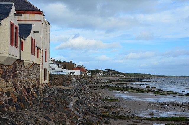 Lower Largo coast