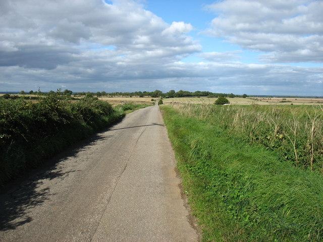 Down Road, heading to Nettleton