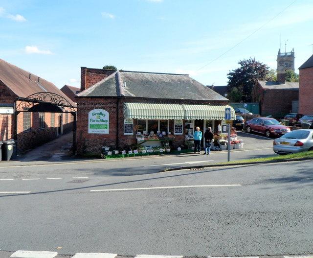 Bewdley Farm Shop