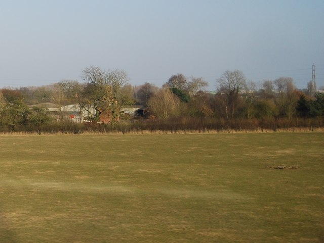 View to Fulbrook Farm