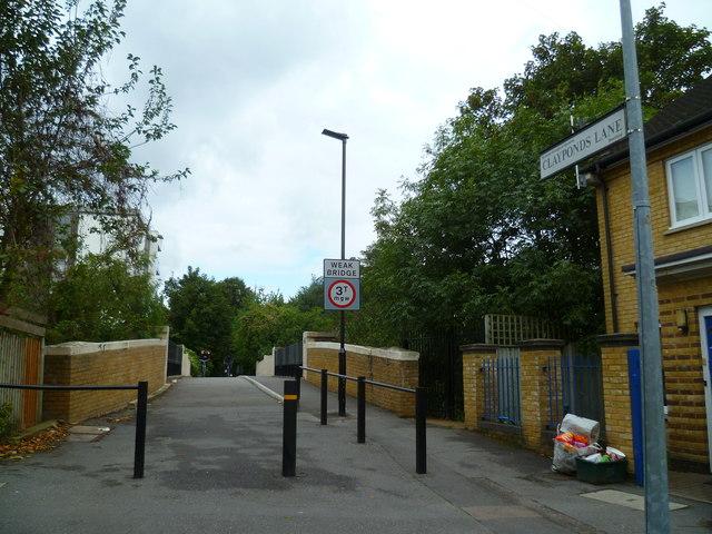 Clayponds Lane