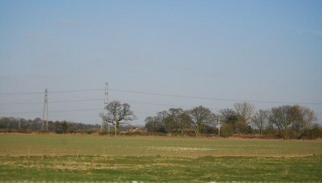 Farmland, Shaw Hay Farm