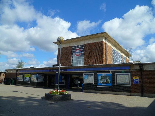 Northfields Underground Station