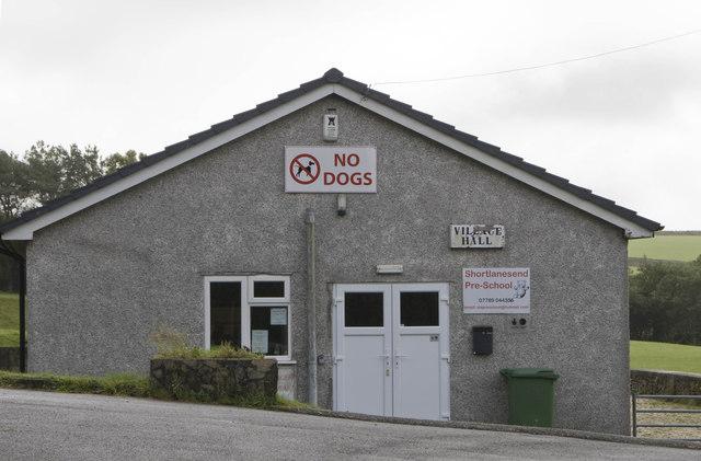 Shortlanesend Village Hall