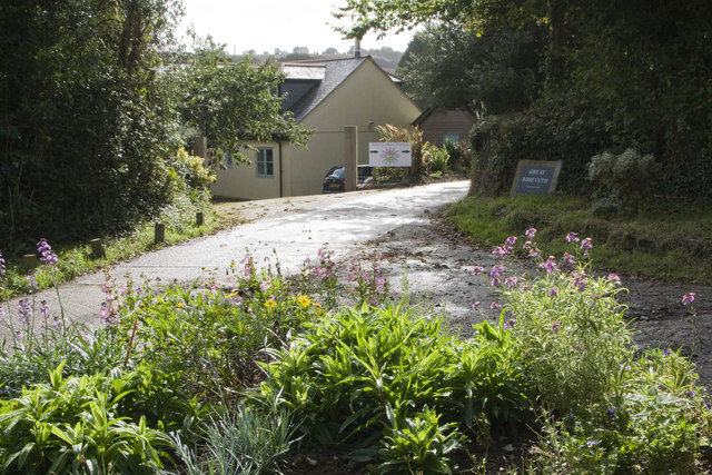 Entrance to Penrose Water Gardens