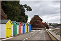 SX9676 : Beach Huts at Dawlish : Week 38