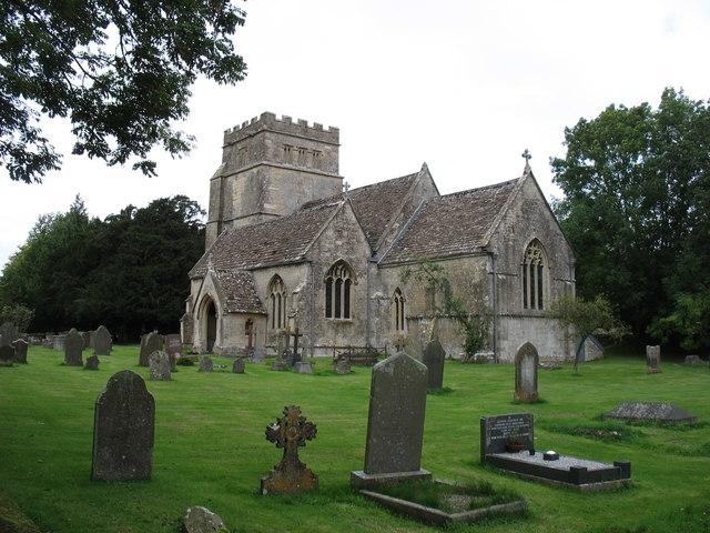 St Mary Magdalene church, Tormarton