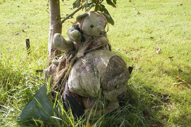 Eeyore Piglet and Pooh