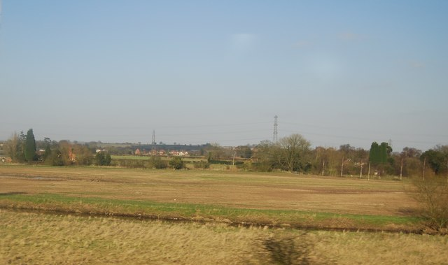 In the Trent Valley