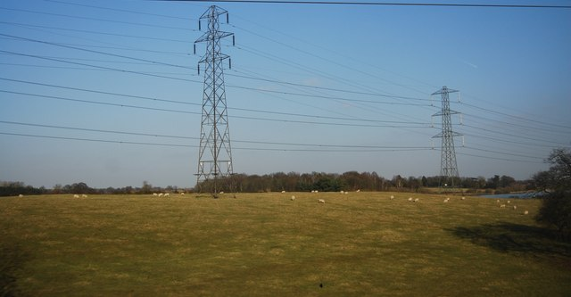 Pylons by the WCML