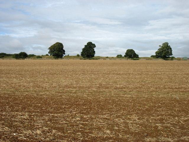 Farmland north of Old Sodbury