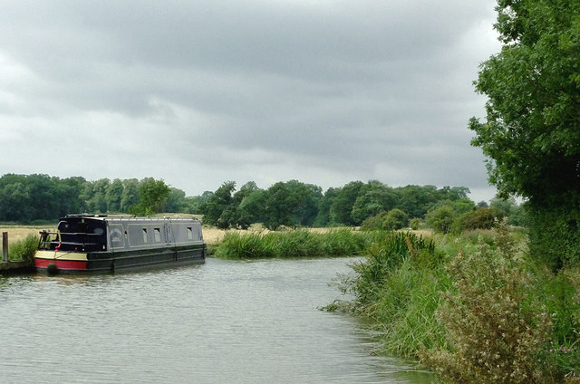 Grand Union Canal north-east of Wistow, Leicestershire