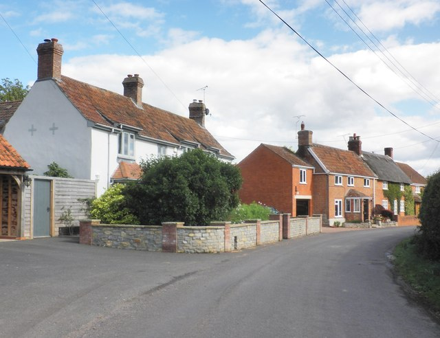 Knapp Lane, North Curry