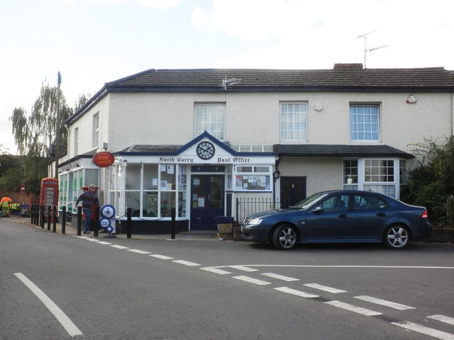 Post Office, North Curry