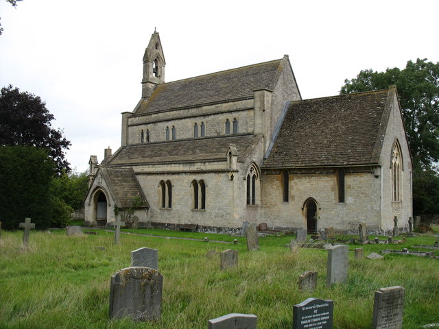 St Giles church, Hillesley