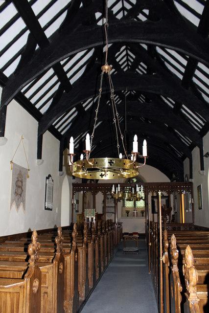 St Cian Church Llangian