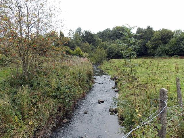 Ebbw Fach river, Blaina