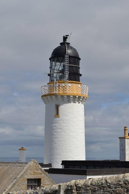 Dunnet Head Lighthouse, Dunnet Head Peninsula, Caithness