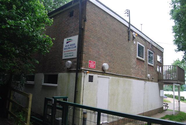 Weir Wood Sailing Club
