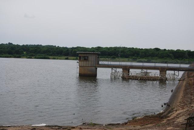 Overflow, Weir Wood Reservoir