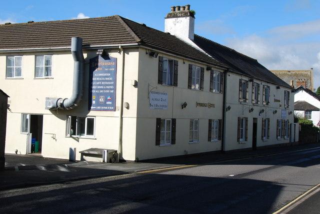 The Sportsmans Inn Ivybridge