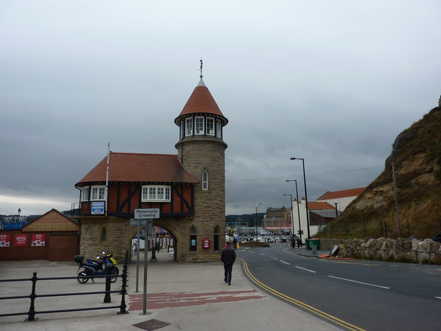 Toll House, Marine Drive, Scarborough