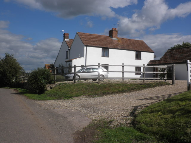 Cottage on Huntham Lane