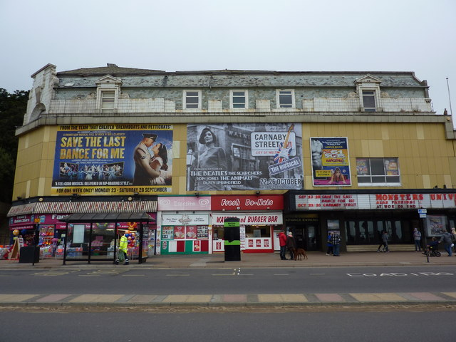 Futurist Theatre, Foreshore Road, Scarborough