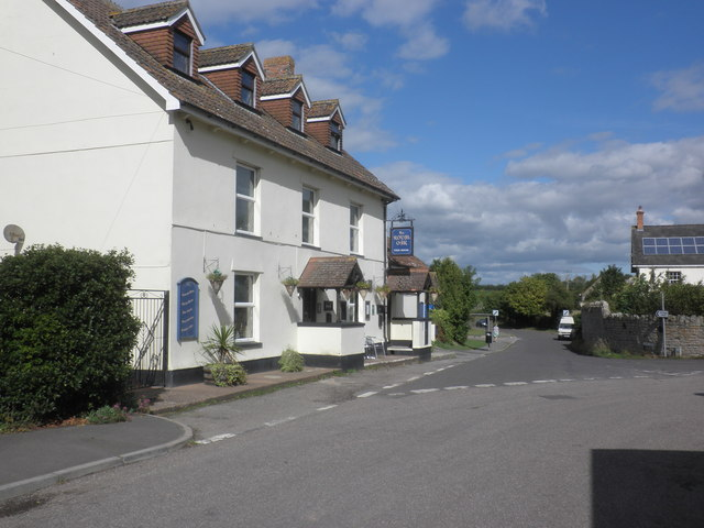 The Royal Oak, Stoke St Gregory